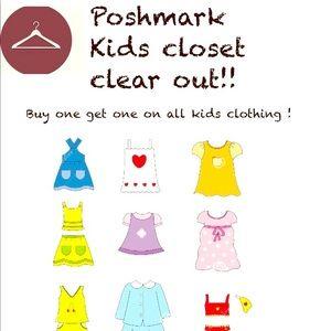 Other - Kids Clearance Sale BOGO